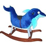 MAINAN ANAK Mainan Tunggangan Dolphin - Ride On and Tricycles