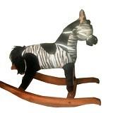 MAINAN ANAK Mainan Tunggangan Zebra - Ride On and Tricycles