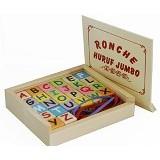MAINAN EDUKASI Ronce Abjad Jumbo - Wooden Toy