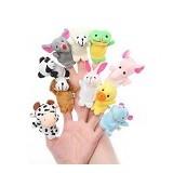 MAINAN EDUKASI Animal Finger Puppet