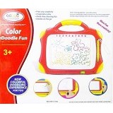 MAINAN EDUKASI Color Doodle Fun - Drawing, Painting, and Sketching