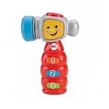 MAINAN EDUKASI Fisher Price Funny Hammer - Learning and Growing