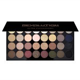 MAKEUP REVOLUTION Ultra 32 Eyeshadow Palette Flawless (Merchant) - Eye Shadow