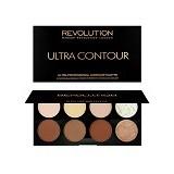MAKEUP REVOLUTION Ultra Contour Palette - Face Concealer