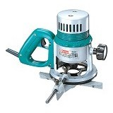 "MAKITA 12.7mm - 1/2"" Router [3601 B] - Mesin Serut / Planers, Trimmers & Routers"