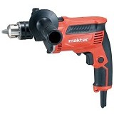 MAKTEC Impact Drill 13mm [MT817] (Merchant) - Bor Mesin
