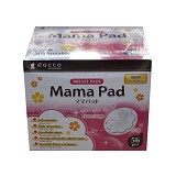 MAMA PAD Breastpad Disposable 56pcs - Breast Care