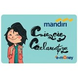 MANDIRI e-Money Cie-Cie - E-Toll Pass