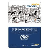 MANDIRI e-Money Special Design Mice 01