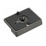 MANFROTTO Quick Release Mount [200PL-14] (Merchant) - Tripod Plate for Camera and Lens