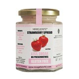 MARGUERITE Strawberry Milk Spread 200gr (Merchant) - Selai Buah