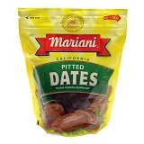 MARIANI Pitted Dates 227gr [P001327] - Buah Kering