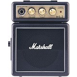 MARSHALL Guitar Amplifier Minimicro [MS-2] - Black - Gitar Amplifier