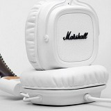MARSHALL Major Ear Cushion Replacement - White - Headphone Tips & Pads