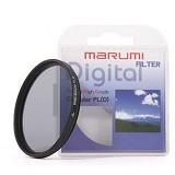 MARUMI DHG Circular PL (D) 72mm - Filter UV dan Protector