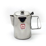 MASPION Coffee Pot Stainless 1 Liter (Merchant) - Kendi / Pitcher / Jug