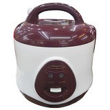 MASPION Magic Com 0.8L [EX-0618] - Brown - Rice Cooker