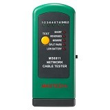 MASTECH Network Cable Tester [MS6811] - Network & LAN Tester