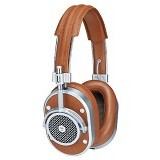 MASTER & DYNAMIC Headphone [MH 40] - Brown Silver (Merchant) - Headphone Full Size