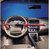 MASTER LOCK Barre antivol volant rouge [249DAT] - Kunci Stir Mobil