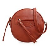 MAYONETTE Balen Shoulder Bag [B000603/BRO/03] - Brown (Merchant) - Shoulder Bag Wanita