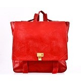 MAYONETTE Dania Backpack [B000594/RED/00] - Red (Merchant) - Backpack Wanita