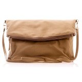 MAYONETTE Kara Shoulder Bag [B000595/CRE/00] - Cream (Merchant)