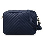MAYONETTE Mango Sling Bag [B000610/NAV/01] - Navy (Merchant) - Cross-Body Bag Wanita