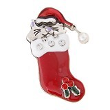 MBIMBEMSHOP Aksesoris Natal Bross Cat in The Boots - Red - Bros