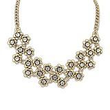 MBIMBEMSHOP Kalung Korea Flowery Design - Kalung / Necklace