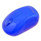 MDISK Mouse [MD188] - Biru - Mouse Mobile
