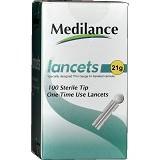MEDILANCE Lancet 21G [SCL21] (Merchant) - Alat Ukur Hemoglobin Darah