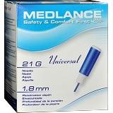 MEDLANCE Plus Universal 21G/1.8mm [STF7044] (Merchant) - Alat Ukur Kadar Gula