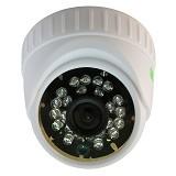 MEDUSA CCTV Dome CCD Sony Effio 700 TVL [DI-TSH-017S] - White - CCTV Camera