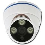 MEDUSA CCTV Dome CCD Sony Effio 800 TVL [DI-SE-008A]  - White - Cctv Camera