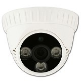 MEDUSA CCTV IP Cam Indoor [IPC.1MP OSRAM 1RB] - White - Ip Camera