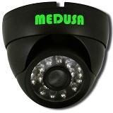 MEDUSA CCTV IP Cam Indoor [IPC-N361-130W-3.6MM] - Black - IP Camera
