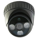 MEDUSA Camera Dome 1.0MP [ADIV-AHDF-001-3.6MM] - Hitam - Cctv Camera