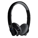 MEELECTRONICS Air-Fi Runaway Stereo Bluetooth Headphones with Microphone [AF32] - Grey/Black - Headset Bluetooth
