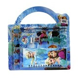 MEILYNGIFTSHOP Stationery Set Tenteng 7 In 1 Frozen - Paket Alat Tulis