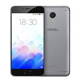 MEIZU M3 Note (32GB/3GB RAM) - Gray (Merchant) - Smart Phone Android