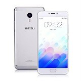 MEIZU M3 Note (32GB/3GB RAM) - Silver (Merchant) - Smart Phone Android