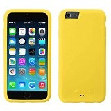 MELKCO Silikonovy Apple iPhone 6/6s - Yellow (Merchant) - Casing Handphone / Case