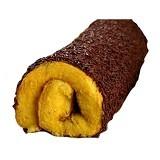MERANTI Bolu Gulung Topping Coklat (Merchant) - Kue Basah