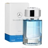 MERCEDES BENZ Sport For Men EDT 75 ml (Merchant) - Eau De Toilette untuk Pria