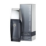 MERCEDES BENZ VIP Club Black Leather By Honorine Blanc EDT 100 ml (Merchant) - Eau De Toilette untuk Pria