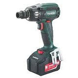 METABO SSW18 LTX BL Brushless Cordless Impact Wrench [10038328] - Bor Mesin