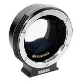 METABONES Camera Lens Adapter Mark IV Canon EF Lens To Sony NEX (Merchant) - Camera Lens Adapter and Bracket