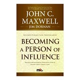 MIC PUBLISHING Becoming A Person Of Influence [MIC-MDC-BK-069] - Craft and Hobby Book