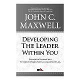 MIC PUBLISHING Developing The Leader Within You [MIC-MDc-BK-088] - Craft and Hobby Book